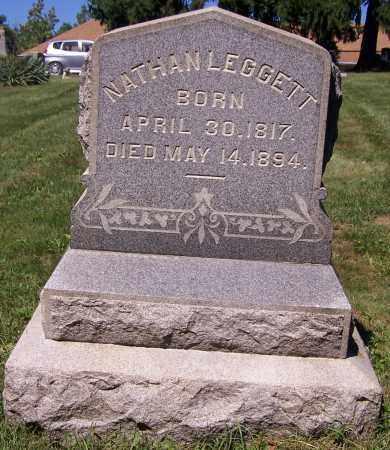 LEGGETT, NATHAN - Tuscarawas County, Ohio | NATHAN LEGGETT - Ohio Gravestone Photos