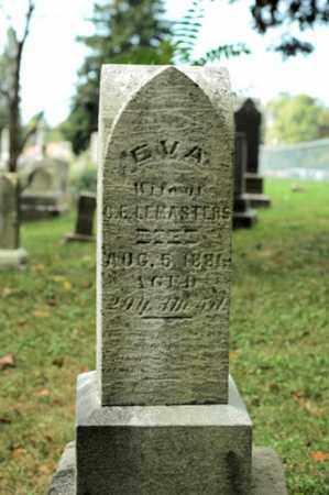 BINGER LEMASTERS, EVA - Tuscarawas County, Ohio | EVA BINGER LEMASTERS - Ohio Gravestone Photos