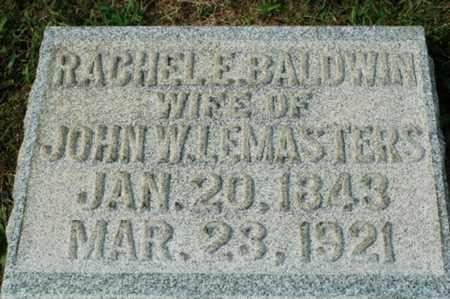 LEMASTERS, RACHEL - Tuscarawas County, Ohio | RACHEL LEMASTERS - Ohio Gravestone Photos