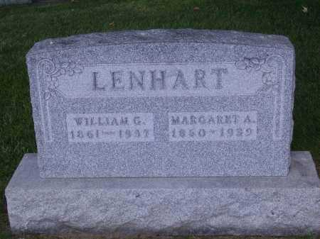 LENHART, MARGARET A. - Tuscarawas County, Ohio | MARGARET A. LENHART - Ohio Gravestone Photos