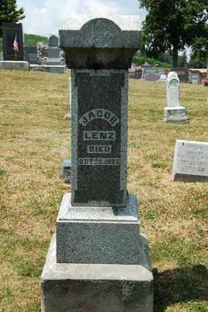 LENZ, JACOB - Tuscarawas County, Ohio | JACOB LENZ - Ohio Gravestone Photos