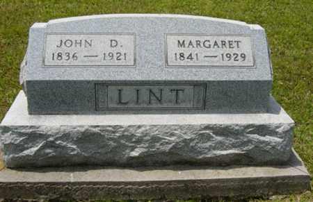 LINT, MARGARET - Tuscarawas County, Ohio   MARGARET LINT - Ohio Gravestone Photos