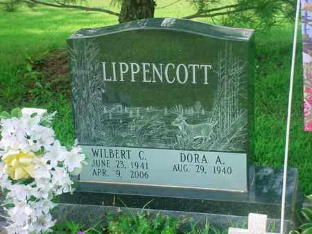 LIPPENCOTT, DORA A - Tuscarawas County, Ohio | DORA A LIPPENCOTT - Ohio Gravestone Photos