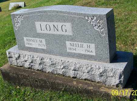 LONG, BIRNEY M. - Tuscarawas County, Ohio | BIRNEY M. LONG - Ohio Gravestone Photos