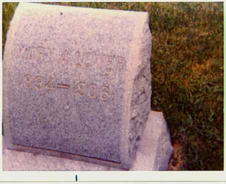 LOWER, MARY A. - Tuscarawas County, Ohio | MARY A. LOWER - Ohio Gravestone Photos