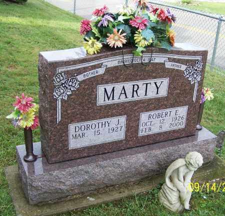 MARTY, ROBERT E. - Tuscarawas County, Ohio | ROBERT E. MARTY - Ohio Gravestone Photos
