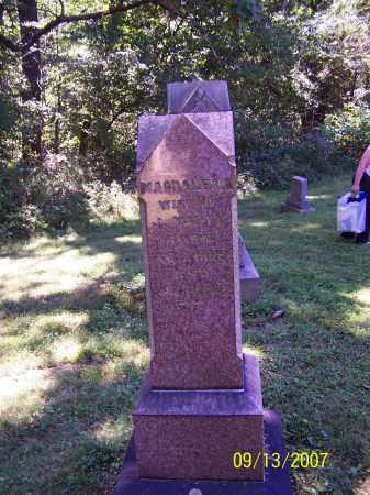 MARTY, MAGDALENA - Tuscarawas County, Ohio   MAGDALENA MARTY - Ohio Gravestone Photos