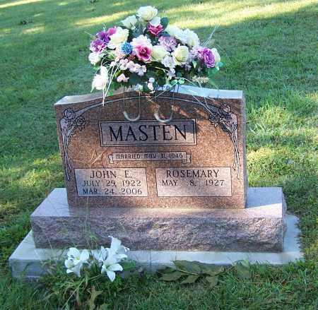 MASTEN, ROSEMARY - Tuscarawas County, Ohio | ROSEMARY MASTEN - Ohio Gravestone Photos
