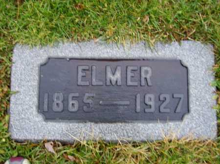 MAURER, ELMER - Tuscarawas County, Ohio | ELMER MAURER - Ohio Gravestone Photos