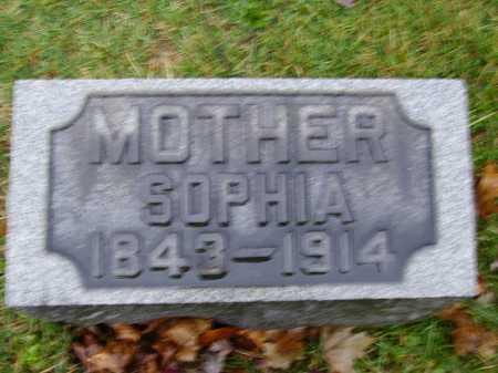 BREWER MAURER, SOPHIA - Tuscarawas County, Ohio | SOPHIA BREWER MAURER - Ohio Gravestone Photos