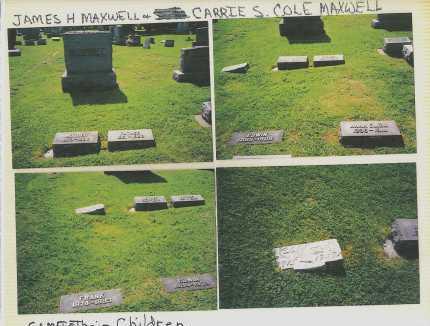 MAXWELL, JAMES HENRY - Tuscarawas County, Ohio | JAMES HENRY MAXWELL - Ohio Gravestone Photos
