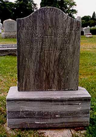MCBARNES, ANDREW - Tuscarawas County, Ohio | ANDREW MCBARNES - Ohio Gravestone Photos
