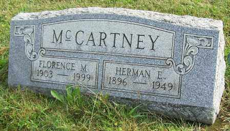 MCCARTNEY, HERMAN E. - Tuscarawas County, Ohio | HERMAN E. MCCARTNEY - Ohio Gravestone Photos