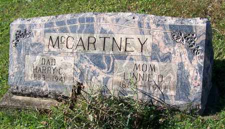 ROBY MCCARTNEY, LINNIE D. - Tuscarawas County, Ohio | LINNIE D. ROBY MCCARTNEY - Ohio Gravestone Photos