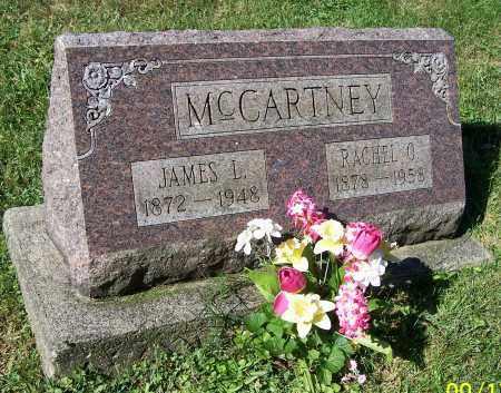 MCCARTNEY, RACHEL O. - Tuscarawas County, Ohio   RACHEL O. MCCARTNEY - Ohio Gravestone Photos