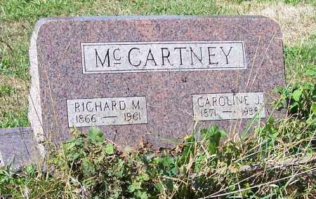 MCCARTNEY, CAROLINE J. - Tuscarawas County, Ohio   CAROLINE J. MCCARTNEY - Ohio Gravestone Photos