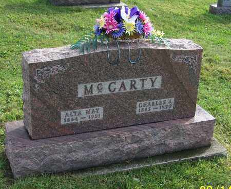 MCCARTY, CHARLES A. - Tuscarawas County, Ohio | CHARLES A. MCCARTY - Ohio Gravestone Photos