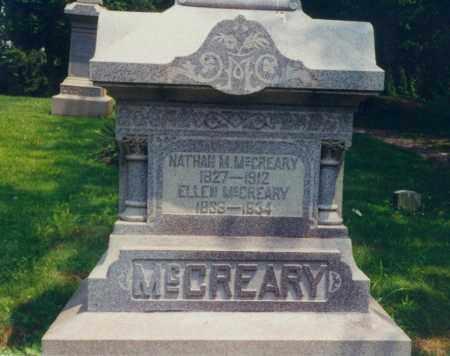 HUSTON MCCREARY, LUCINDA ELLEN - Tuscarawas County, Ohio | LUCINDA ELLEN HUSTON MCCREARY - Ohio Gravestone Photos