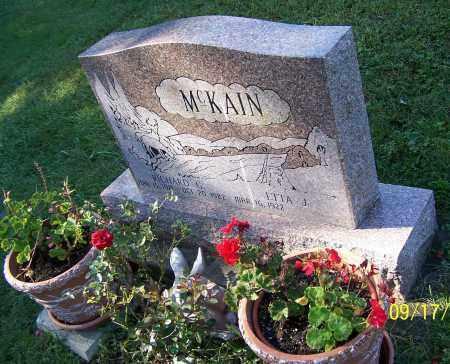 MCKAIN, RICHARD G. - Tuscarawas County, Ohio | RICHARD G. MCKAIN - Ohio Gravestone Photos