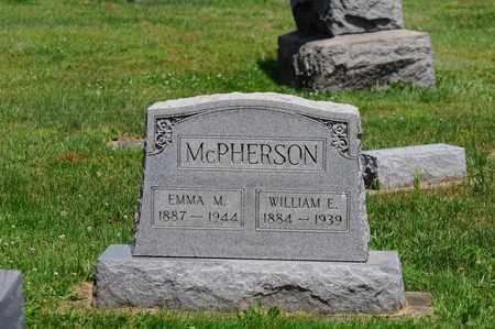 MCPHERSON, EMMA M. - Tuscarawas County, Ohio | EMMA M. MCPHERSON - Ohio Gravestone Photos