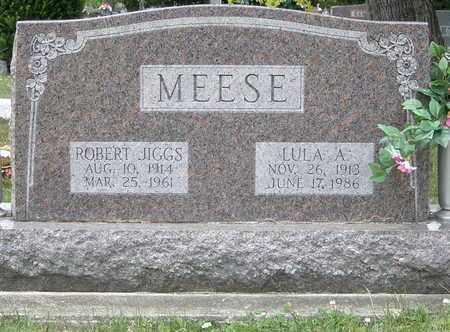 MEESE, ROBERT JIGGS - Tuscarawas County, Ohio | ROBERT JIGGS MEESE - Ohio Gravestone Photos