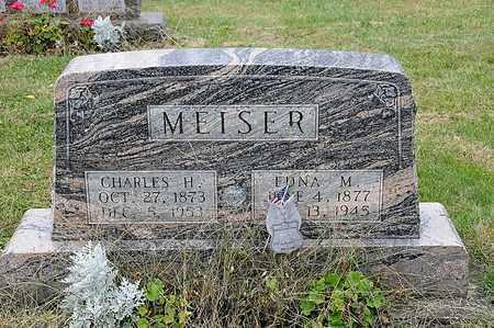 MEISER, EDNA M. - Tuscarawas County, Ohio | EDNA M. MEISER - Ohio Gravestone Photos
