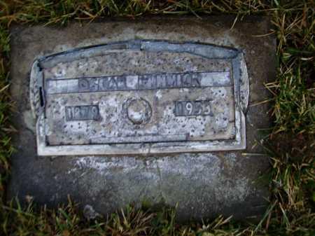 MINNICK, OSCAR - Tuscarawas County, Ohio | OSCAR MINNICK - Ohio Gravestone Photos