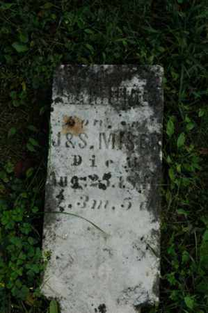 MISER, SAMUEL - Tuscarawas County, Ohio | SAMUEL MISER - Ohio Gravestone Photos