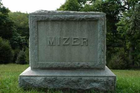 MIZER, MARTHA - Tuscarawas County, Ohio | MARTHA MIZER - Ohio Gravestone Photos