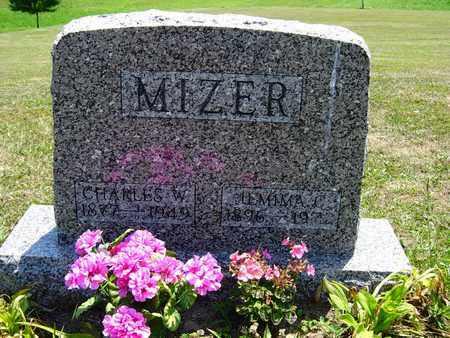 MIZER, CHARLES W. - Tuscarawas County, Ohio | CHARLES W. MIZER - Ohio Gravestone Photos