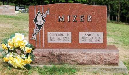 WISE MIZER, JANICE B. - Tuscarawas County, Ohio   JANICE B. WISE MIZER - Ohio Gravestone Photos