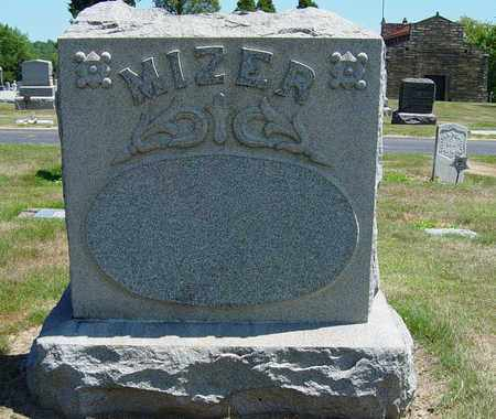MIZER, CYRUS - Tuscarawas County, Ohio | CYRUS MIZER - Ohio Gravestone Photos