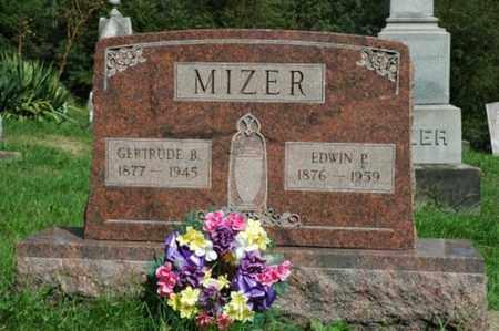 MIZER, GERTRUDE B. - Tuscarawas County, Ohio | GERTRUDE B. MIZER - Ohio Gravestone Photos