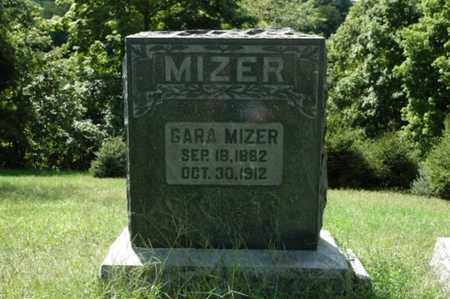 MIZER, GARA - Tuscarawas County, Ohio   GARA MIZER - Ohio Gravestone Photos