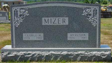 MIZER, HYANTHIA - Tuscarawas County, Ohio | HYANTHIA MIZER - Ohio Gravestone Photos