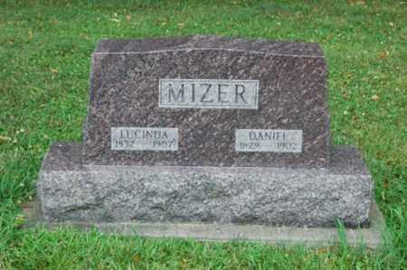 MIZER, LUCINDA - Tuscarawas County, Ohio | LUCINDA MIZER - Ohio Gravestone Photos