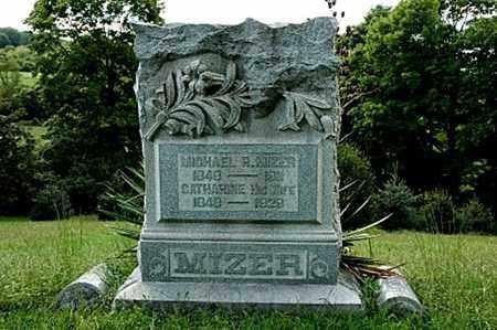 MIZER, CATHARINE - Tuscarawas County, Ohio | CATHARINE MIZER - Ohio Gravestone Photos