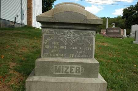 BARRICK MIZER, MARGARET C. - Tuscarawas County, Ohio | MARGARET C. BARRICK MIZER - Ohio Gravestone Photos