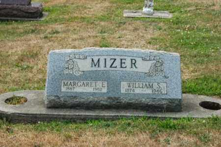 MIZER, WILLIAM S. - Tuscarawas County, Ohio | WILLIAM S. MIZER - Ohio Gravestone Photos
