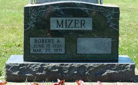 MIZER, ROBERT A. - Tuscarawas County, Ohio   ROBERT A. MIZER - Ohio Gravestone Photos