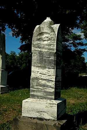 MIZER, SUSANNA - Tuscarawas County, Ohio | SUSANNA MIZER - Ohio Gravestone Photos