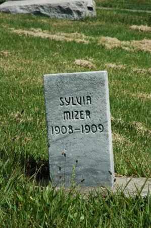MIZER, SYLVIA - Tuscarawas County, Ohio   SYLVIA MIZER - Ohio Gravestone Photos