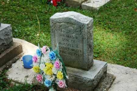 MIZER, THOMAS R. - Tuscarawas County, Ohio   THOMAS R. MIZER - Ohio Gravestone Photos