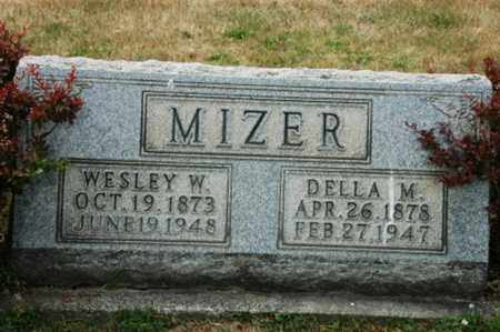 DIEBEL MIZER, DELLA M. - Tuscarawas County, Ohio | DELLA M. DIEBEL MIZER - Ohio Gravestone Photos