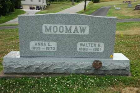 MOOMAW, WALTER R. - Tuscarawas County, Ohio | WALTER R. MOOMAW - Ohio Gravestone Photos