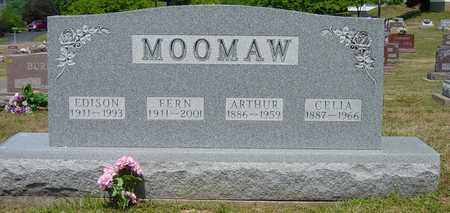 MOOMAW, EDISON - Tuscarawas County, Ohio | EDISON MOOMAW - Ohio Gravestone Photos