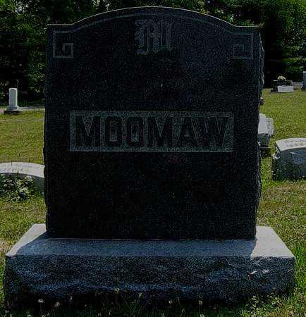 MOOMAW, ROLAND M - Tuscarawas County, Ohio | ROLAND M MOOMAW - Ohio Gravestone Photos