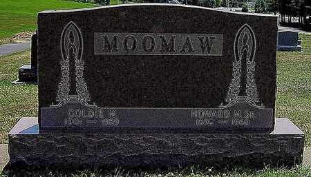 REINHART MOOMAW, GOLDIE M. - Tuscarawas County, Ohio | GOLDIE M. REINHART MOOMAW - Ohio Gravestone Photos