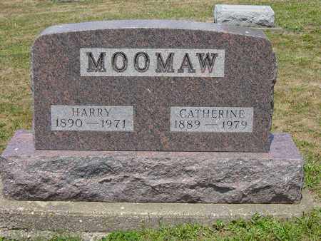 MOOMAW, CATHERINE - Tuscarawas County, Ohio | CATHERINE MOOMAW - Ohio Gravestone Photos