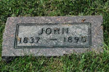 MOOMAW, JOHN - Tuscarawas County, Ohio | JOHN MOOMAW - Ohio Gravestone Photos